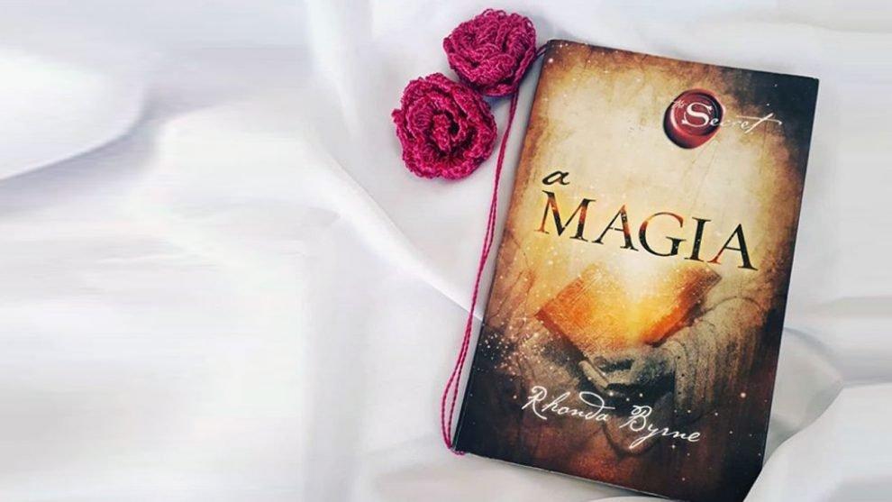 Livro de autoajuda A Magia