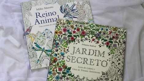 livros de autoajuda - livros de colorir