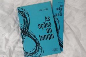 Livros As ações do tempo Érico J Santos
