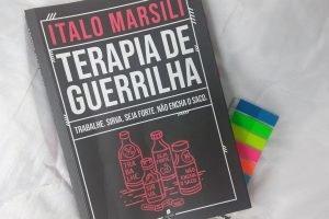 Por que ler o livro terapia de guerrilha do Italo Marsili