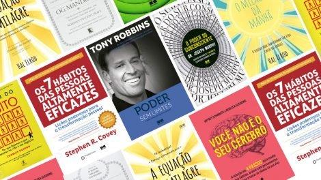 Livros para te ajudar a mudar de hábitos